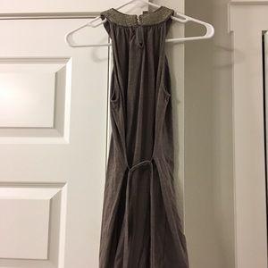 Banana Republic Factory Dresses - Banana Republic Dress w/ Beaded Detail